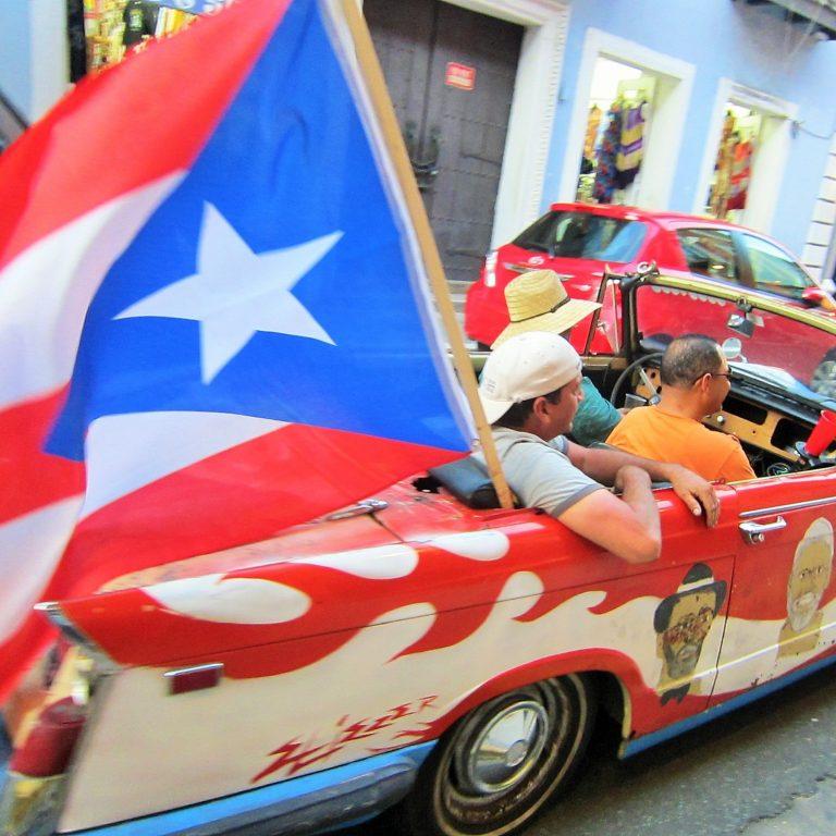 Proud Puerto Rico