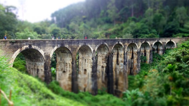 9-Arch Bridge