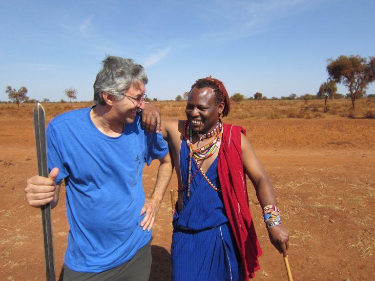 Joe & Maasai