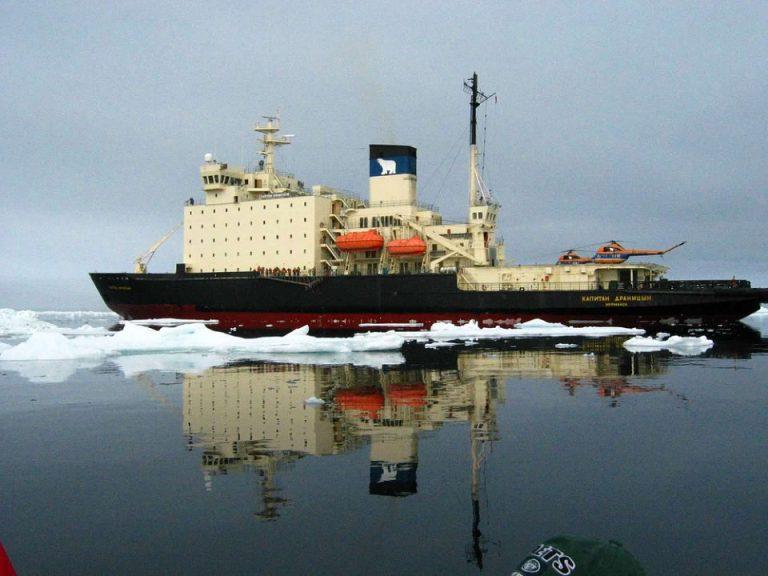 Russian Icebreaker Kapitan Dranitsyn