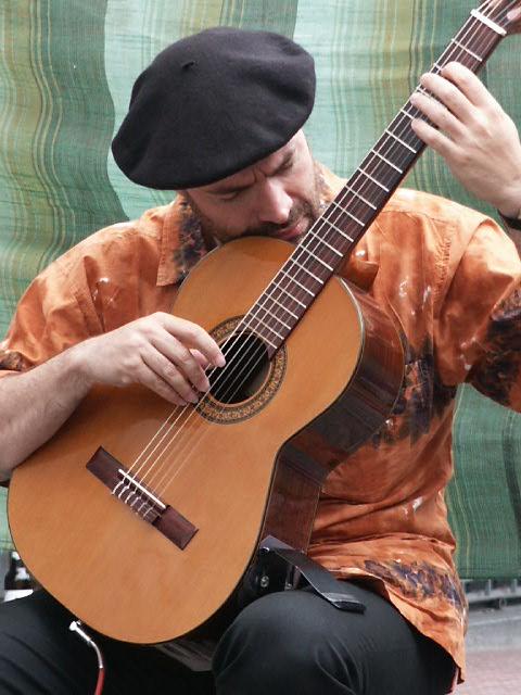 Guitar, Argentina
