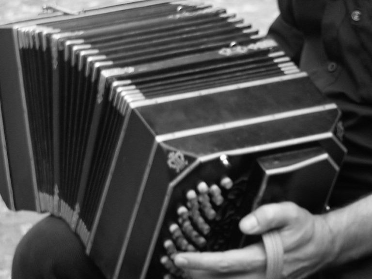 Accordian, Argentiina