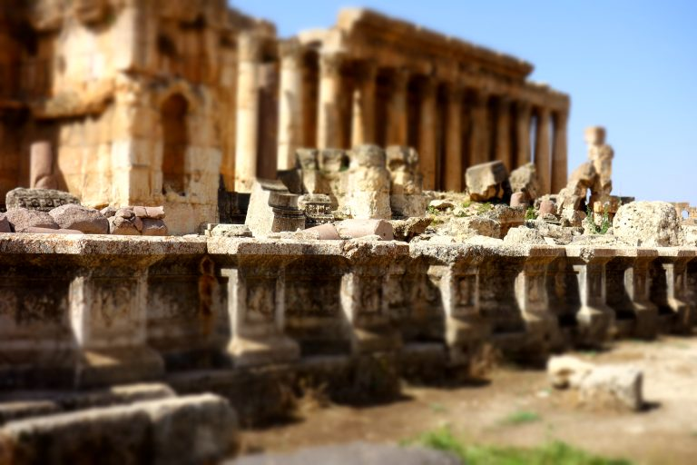 Baalbek, UNESCO World Heritage Site