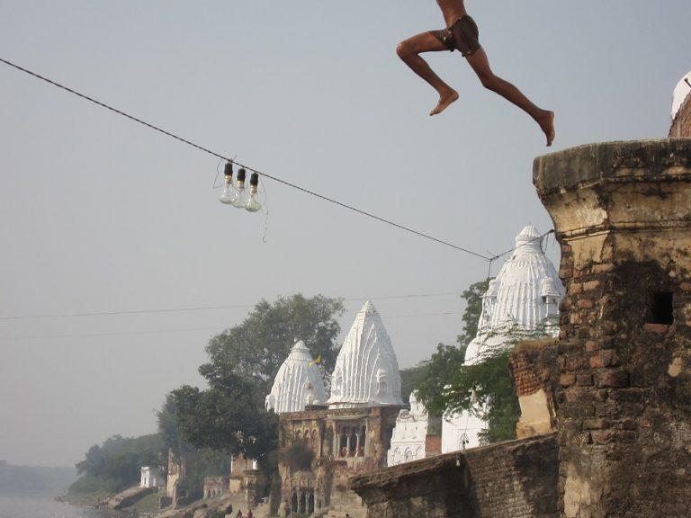 Bateshwar, India -leap