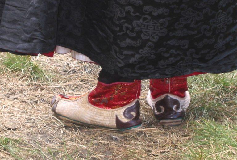 Bhutan, Boots