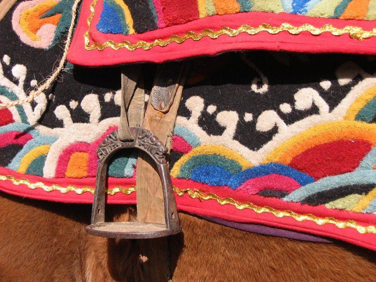 Bhutan, saddle