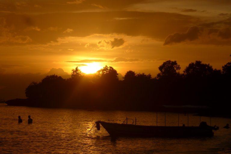 Bohol -sunset