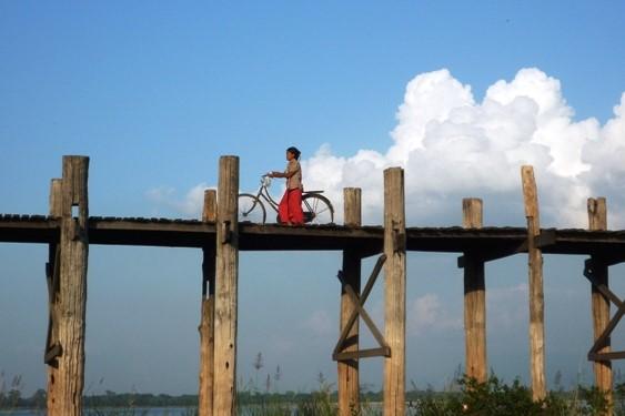 Burma -bridge