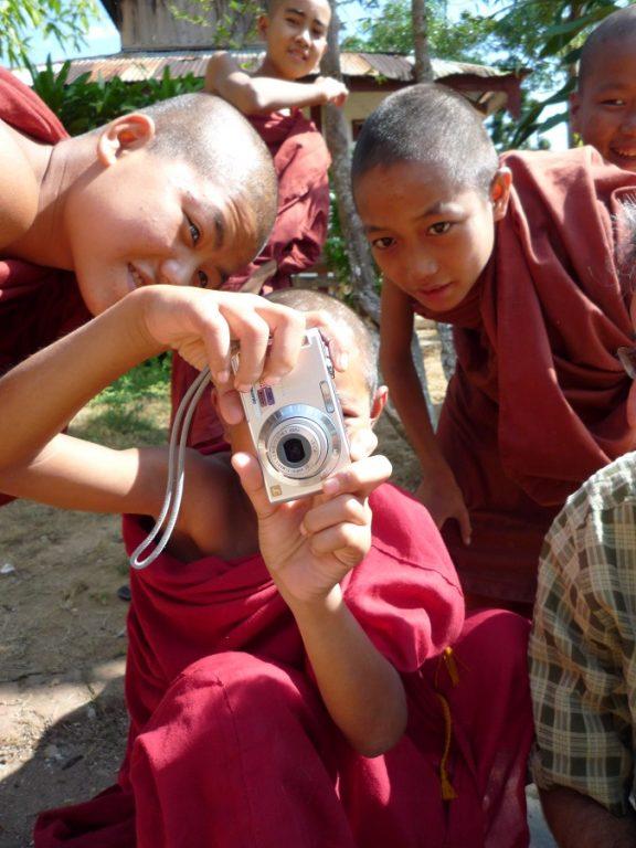 Burma -camera