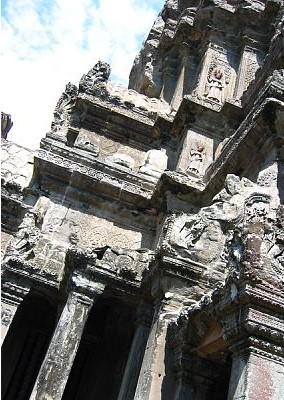 Cambodia, Angkor Wat -temple