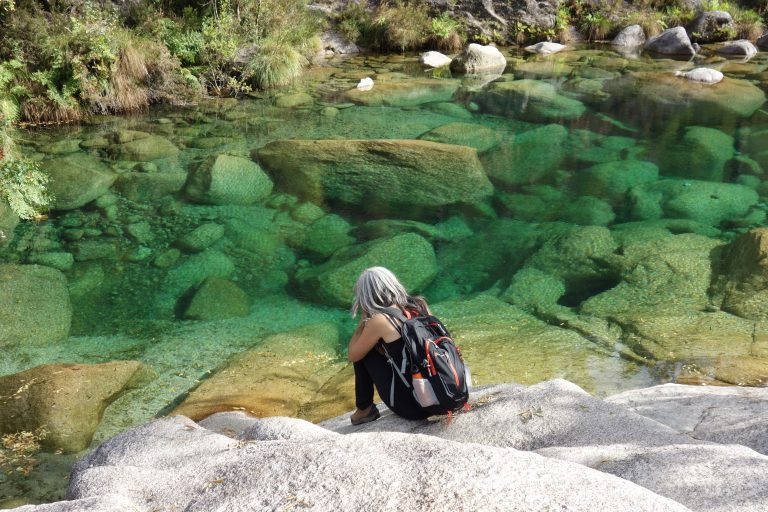 Clear water, Peneda Geres National Park