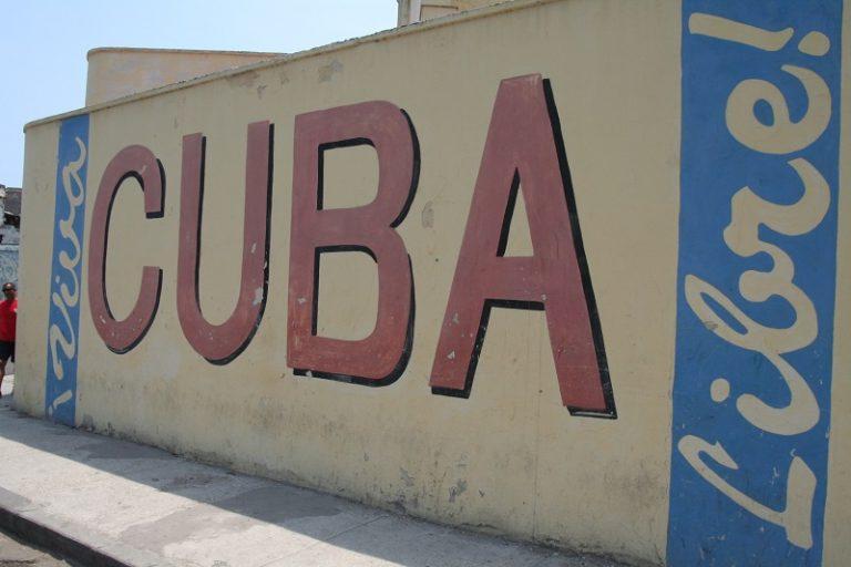 Cuba Libre sign