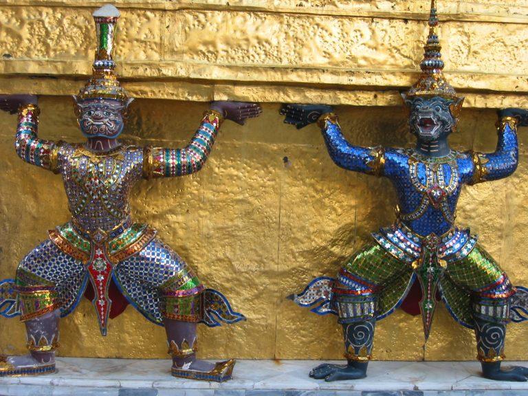 Golden Palace, Bangkok, Thailand