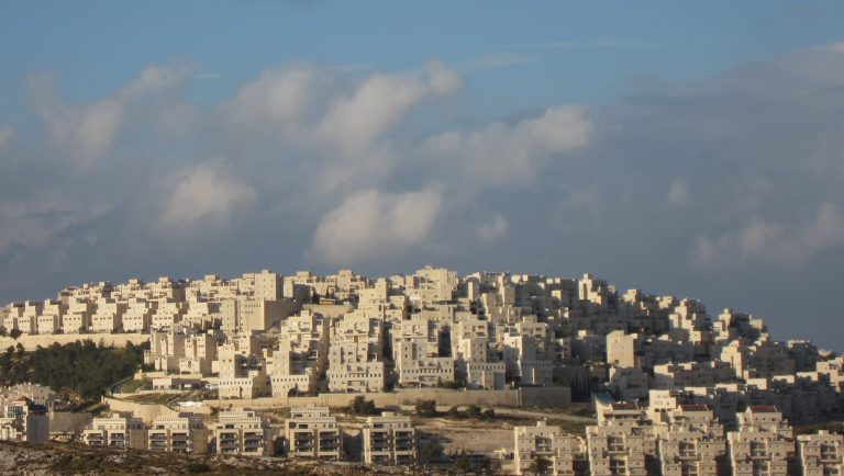 Illegal Jewish Settlements