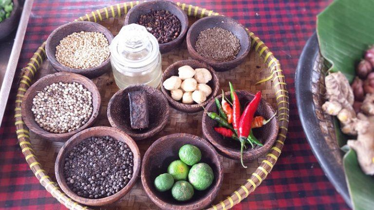 Indonesia -food