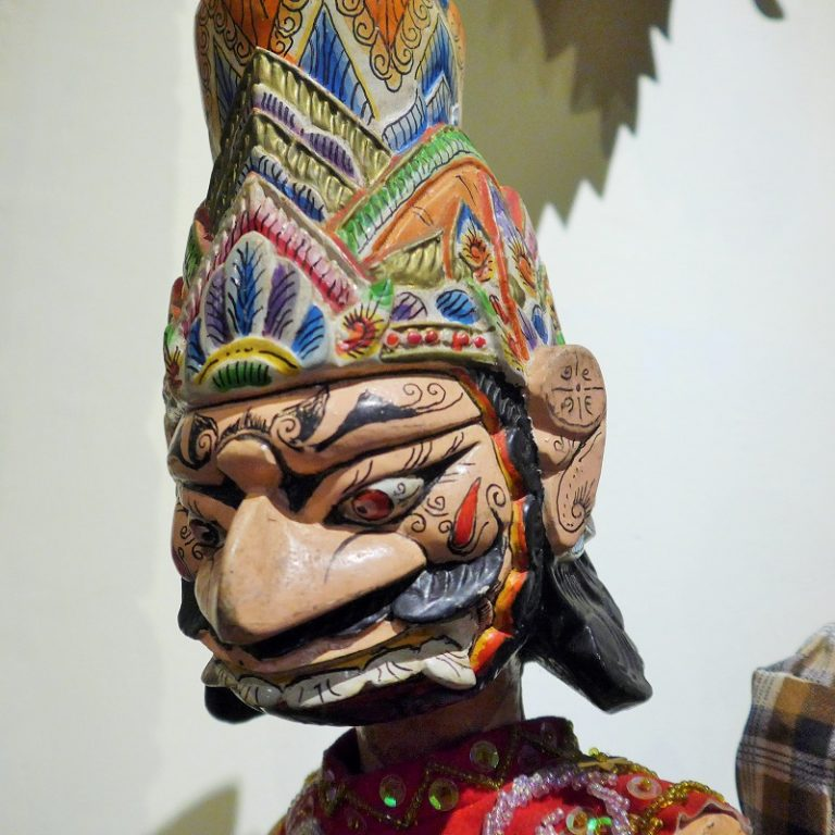Indonesia -puppet