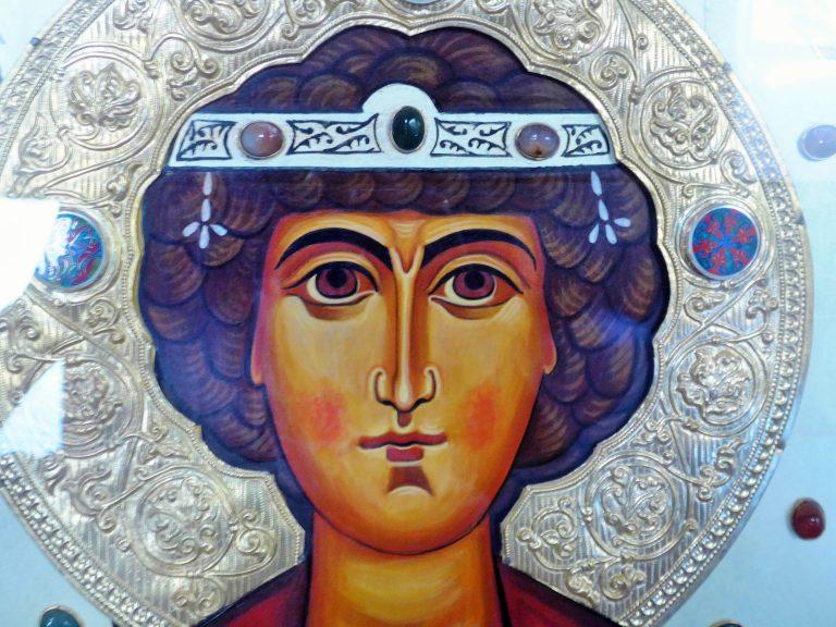 Kakheti, David Gareja