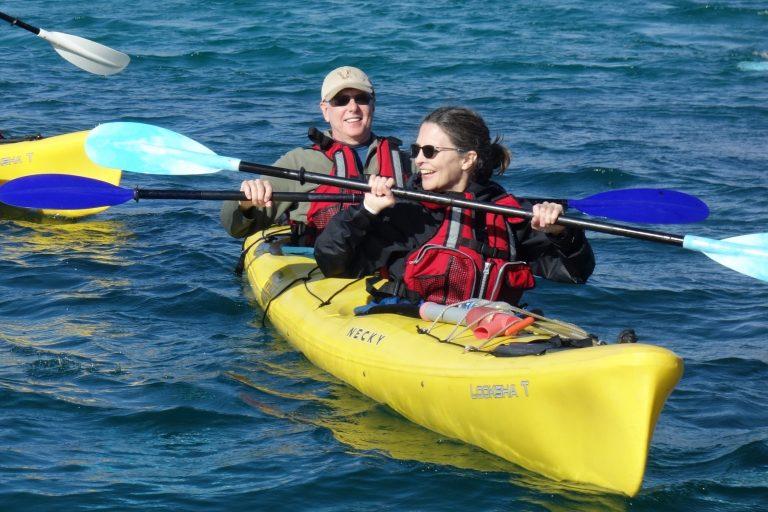 Kayaking Baja