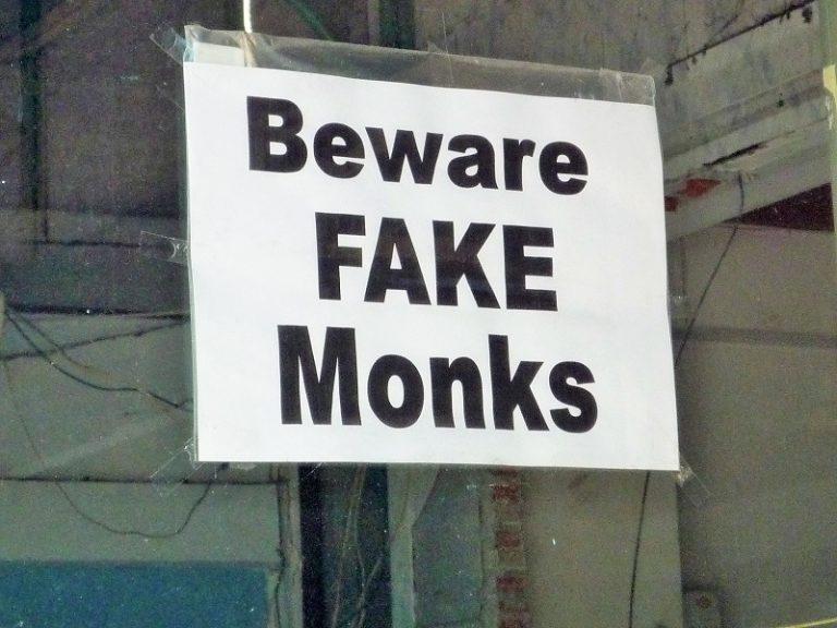 Laos - beware