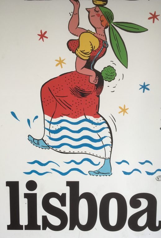 Lisbon sign