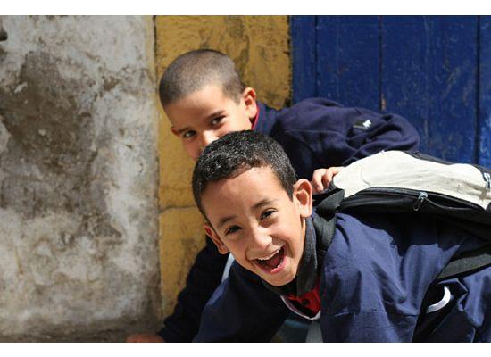 Morocco, Eassaouria -boys