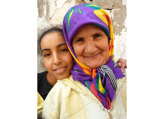 Morocco, Eassaouria -smiles