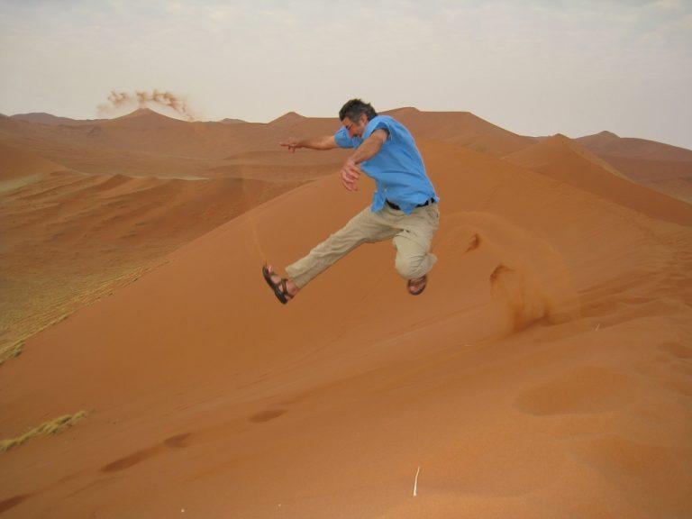 Soussusvlei, Dune 45