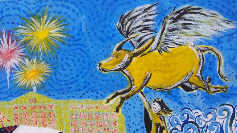 Negros -mural