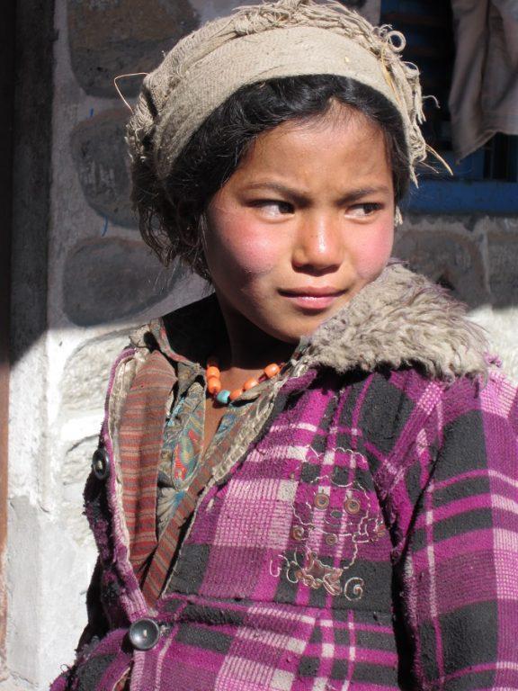 Nepal - young girl