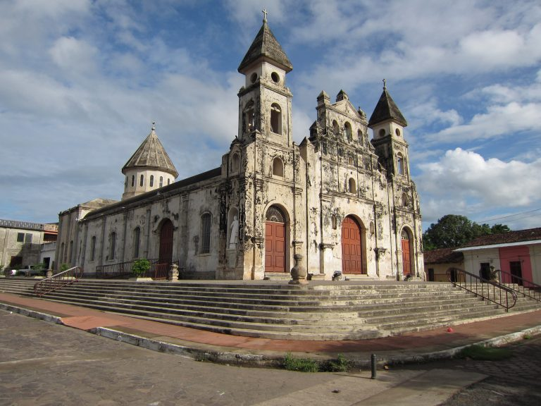 cathedral in Nicaragua