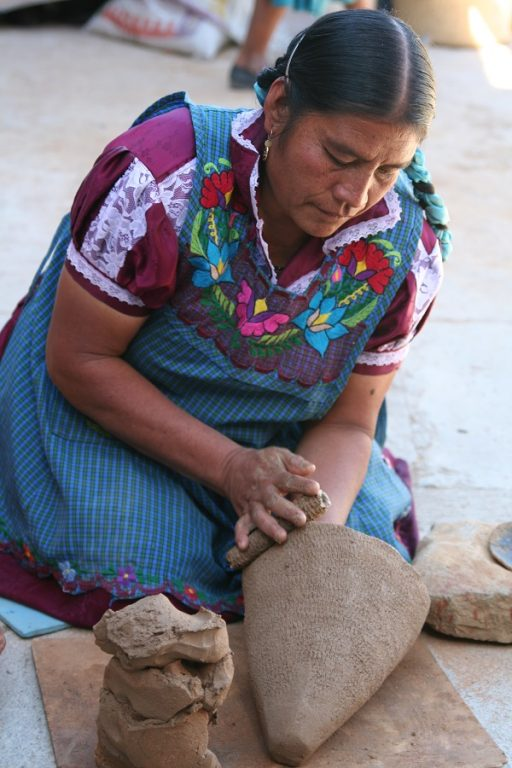Oaxaca artisan