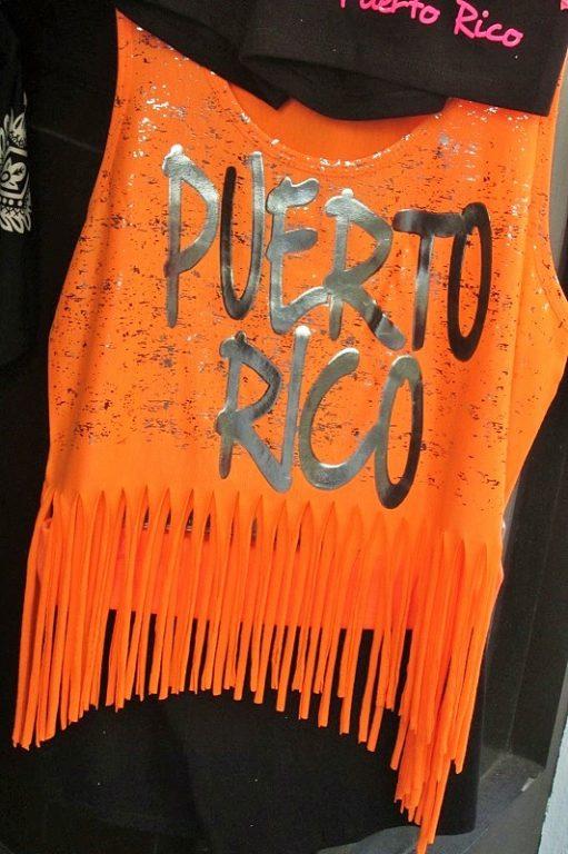 Puerto Rico-shirt
