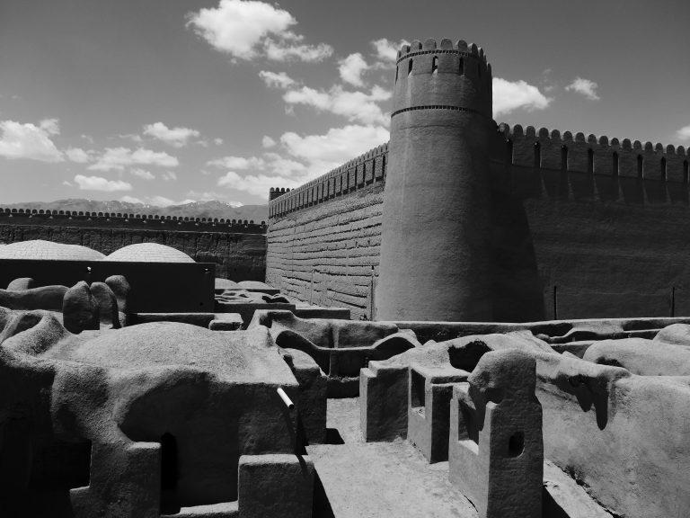 Rayen Mud Citadel, Iran