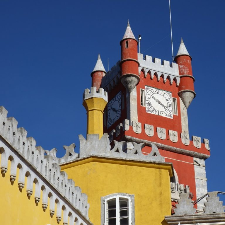 Sintra Castle Tower