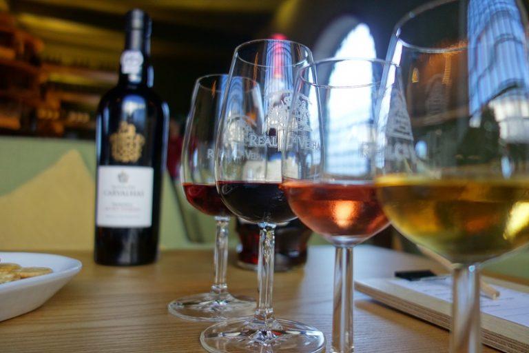 Wine Tasting, Porto