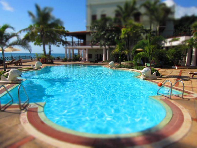 Zanzibar, Tanzania -pool