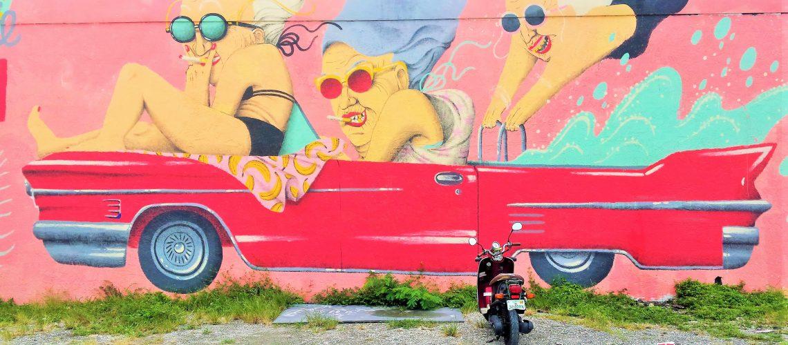 Miami Murals, Wynwood Walls, Joyride